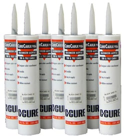 Color Matched to C-Cure Non-Sanded Caulk by ColorFast