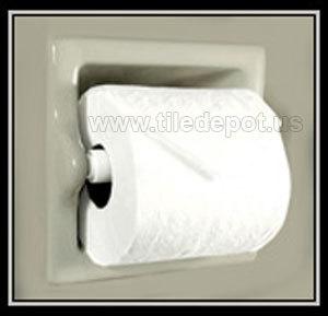 Recessed Tissue Holder Extended