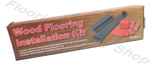 Wood Laminate Floor Installation Tool Includes Pull Bar L Tapping Block Spacer