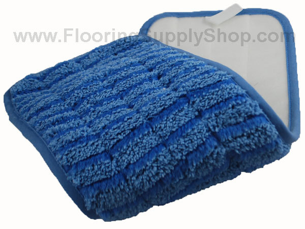 Microfiber Micro Wet Scrubber Pad Blue By