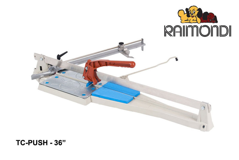 Montolit Push Tile Cutters By Raimondi