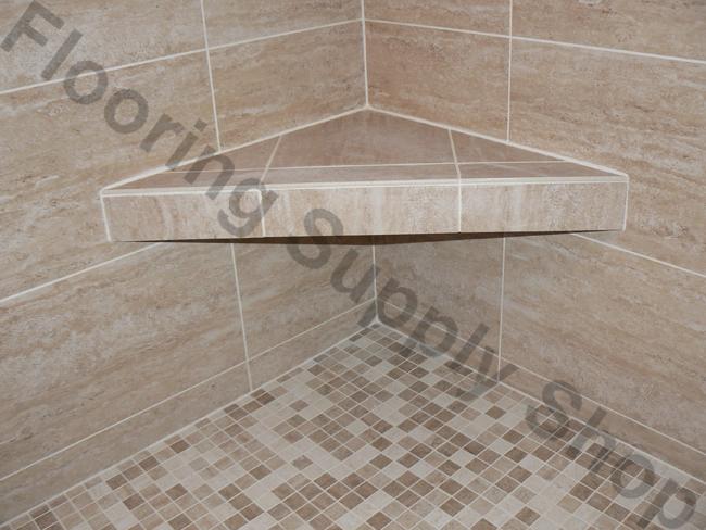 goof proof shower seat ready to tile by flooringsupplyshop com
